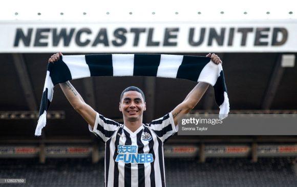 Destaque na edição anterior da MLS ao lado de Josef Martínez, o paraguaio Miguel Ángel Almirón foi vendido do Atlanta United para o Newcastle pelo montante de 27 milhões de libras.