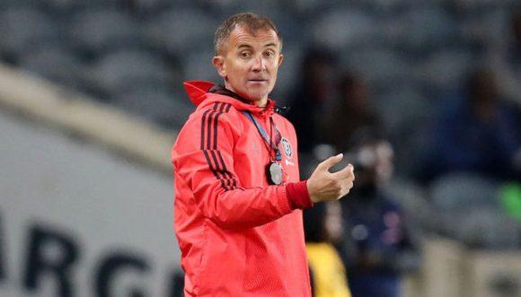 No comando do Orlando Pirates desde 2017, o sérvio Milutin Sredojevic acumula