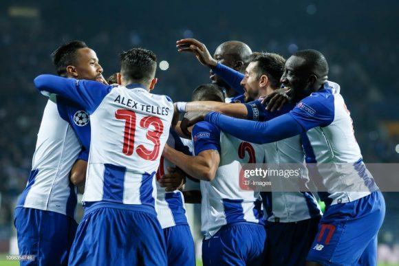 O Porto segue com 100% de aproveitamento no estádio do Dragão pela Champions League, visto que os portugueses venceram os três jogos realizados em casa pelo torneio.