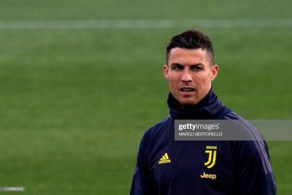 Cristiano Ronaldo, o maior artilheiro da história da Champions League, marcou apenas um gol na atual edição do torneio.