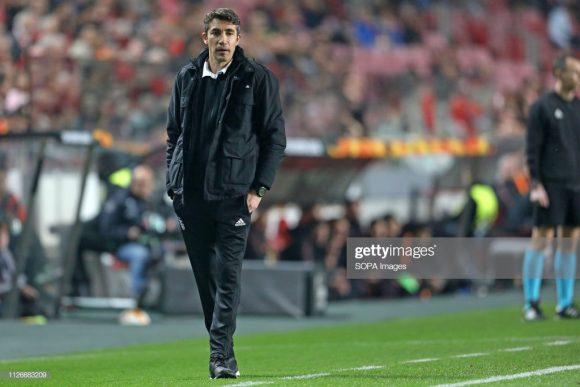 Invicto à frente do Benfica, o jovem treinador Bruno Lage, é o grande responsável pela ascensão do time na temporada.