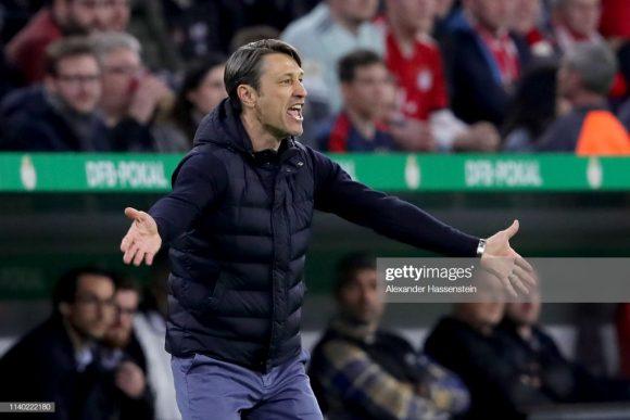Criticado por conta da campanha abaixo das expectativas na temporada, o treinador Niko Kovac não tem o futuro definido.