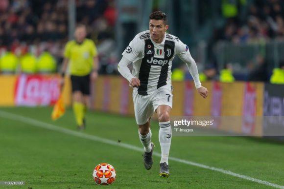 Desde o hat-trick marcado diante do Atlético Madrid na fase anterior da Champions League, o craque Cristiano Ronaldo não atuou mais pela Juventus devido a uma lesão na coxa.