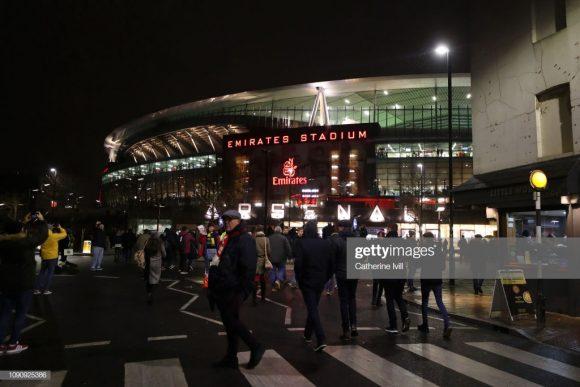 O Arsenal continua invicto pela Europa League no Emirates Stadium, somando quatro vitórias e um empate em cinco jogos.