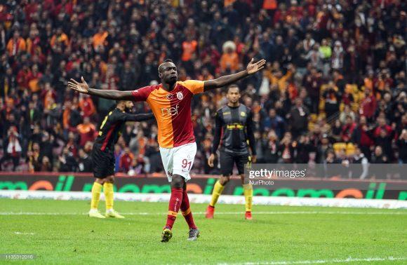 Com um hat-trick do ganês, Mbaye Diagne, o Galatasaray bateu o Yeni Malatyaspor por 3 a 0 na rodada anterior da Super Lig.