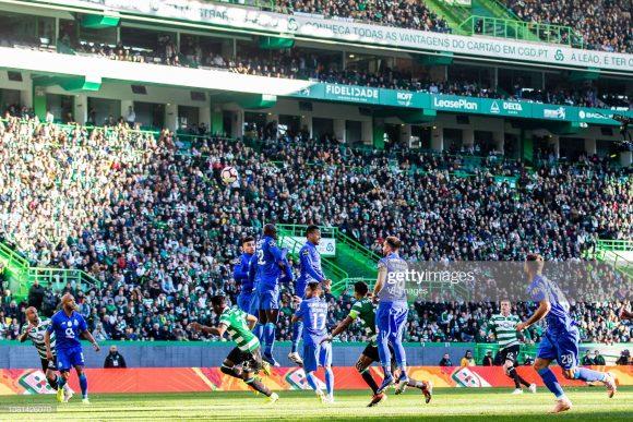 O clássico entre Dragões e Leões no primeiro turno da Primeira Liga, terminou empatado sem gols no estádio José Alvalade.