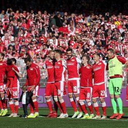 1. FC Union Berlin v 1. FC Magdeburg - Second Bundesliga