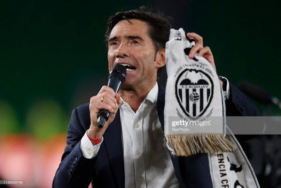 Desde que chegou ao Valencia em 2017, o técnico Marcelino García Toral fez uma verdadeira revolução na equipe, conduzindo-a novamente ao caminho das vitórias.