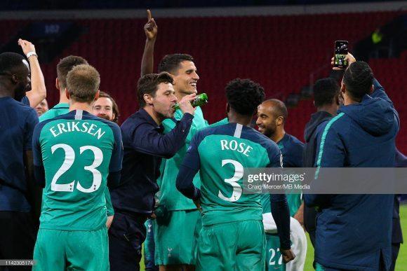 O Tottenham foi derrotado 19 vezes ao longo da temporada, sendo quatro pela Champions League. Este é o maior registro de derrotas sofrida pelos Spurs na atual década.