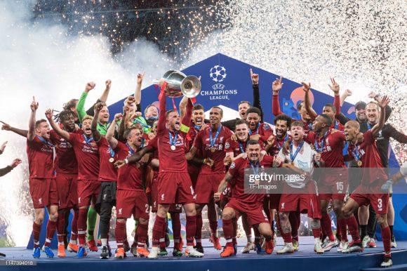 O Liverpool não vencia a Champions League há exatos 14 anos. Mesmo assim, os Reds nunca deixaram de ser o maior campeão dentre os clubes ingleses.