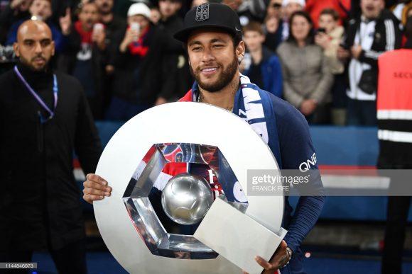 Desde que chegou ao PSG em 2017, Neymar marcou o montante de 51 gols em 58 jogos pelo time parisiense.