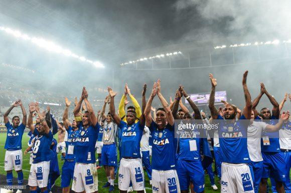 O Cruzeiro, atual bicampeão da Copa do Brasil, é dono de uma dívida superior a meio bilhão de reais.