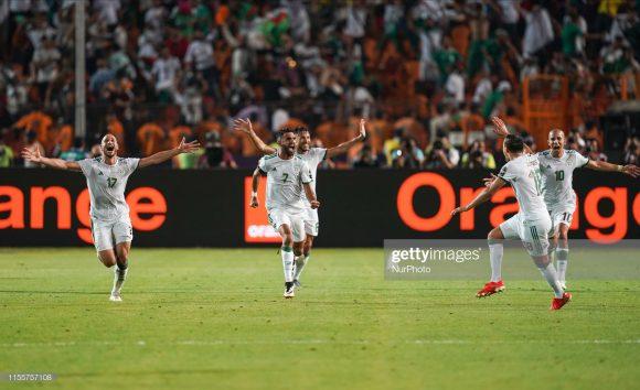 Invicta na CAN, acumulando 5 vitórias e 1 empate, a Seleção da Argélia disputará a decisão do torneio pela terceira vez na história.