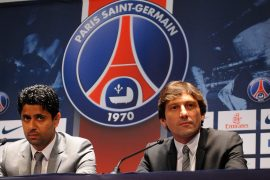 Soccer - Ligue 1 - New PSG Signing Zlatan Ibrahimovic Presentation
