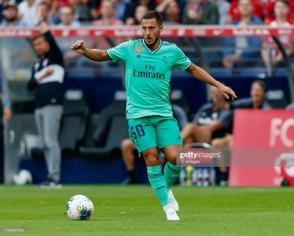 A saída de Eden Hazard, vendido ao Real Madrid por 100 milhões de euros (R$ 440 milhões), deixou uma enorme lacuna no time do Chelsea.