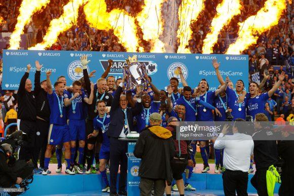 Embora tenha conquistado o título da Premier League pelo Leicester em 2016, a passagem de Claudio Ranieri pelos Foxes foi curta.