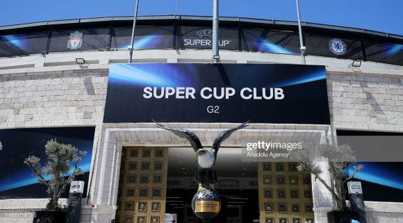 Esta será a edição de número 52 da Supercopa da Europa, competição disputada desde 1972.
