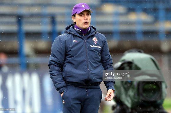 O fato de Vincenzo Montella iniciar a temporada no comando técnico da Fiorentina, anima bastante os gigliatis.