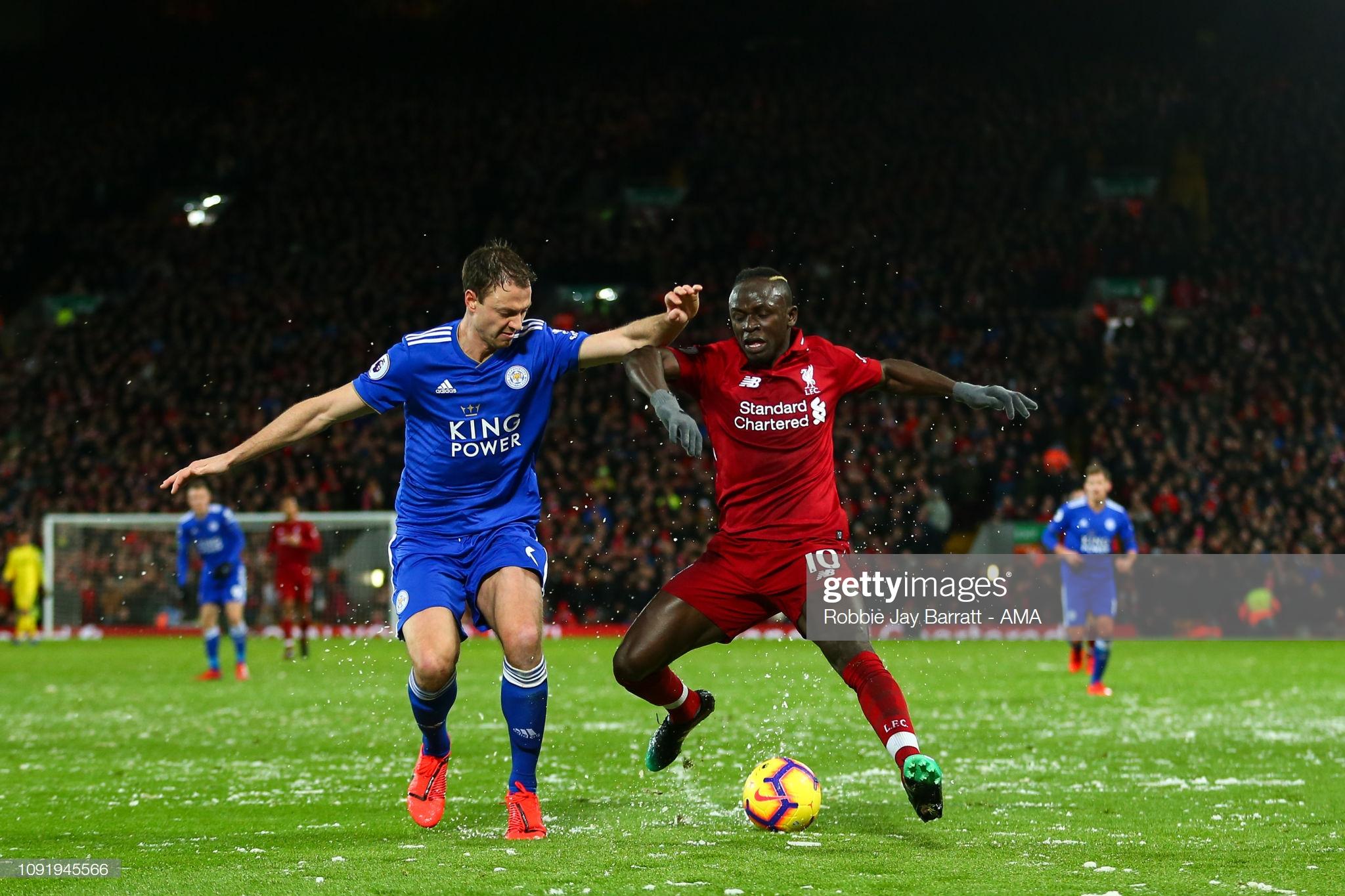 O embate deste sábado entre Liverpool x Leicester, reunirá as duas melhores defesas da Premier League, ambas com cinco gols sofridos o início da 8ª rodada da liga.