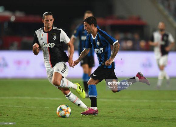 O clássico deste domingo colocará frente a frente as duas únicas equipes que permanecem invictas até o momento no Calcio.