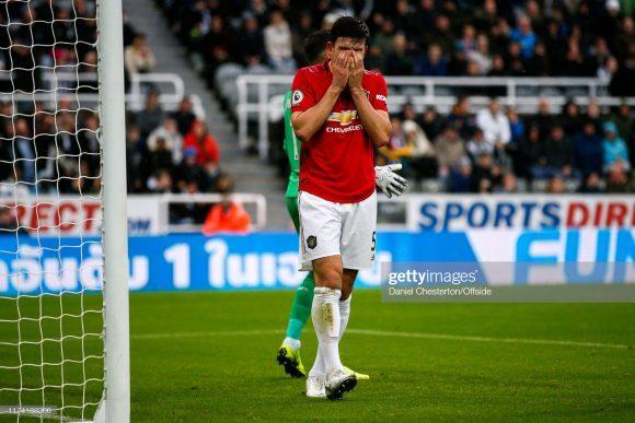Em 11 jogos disputados até aqui na temporada, o Manchester United acumula 4 vitórias, 4 empates e três derrotas, registrando 48,4% de aproveitamento através desta campanha.