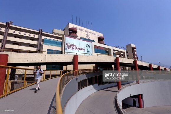 Pela primeira vez na história, a Copa Libertadores será realizada em final única, tendo como palco o estádio Monumental de Lima.