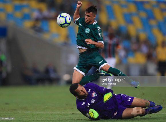 O atacante Michael é o grande destaque do Goiás e do Campeonato Brasileiro nesta temporada.