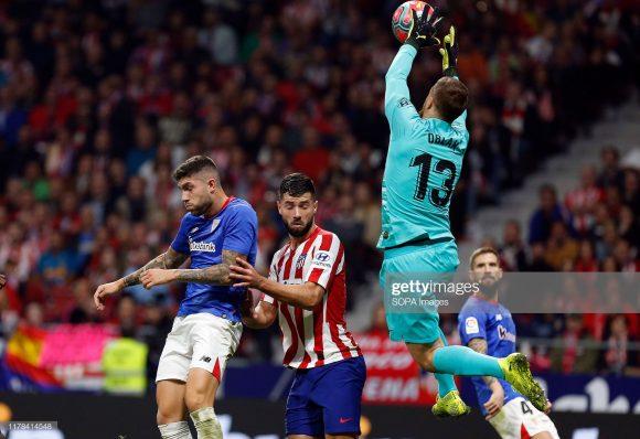 O Atlético Madrid é dono da melhor defesa da LaLiga com 9 gols sofridos em 14 partidas disputadas. Logo, a solidez defensiva continua sendo o ponto forte da equipe de Diego Simeone.