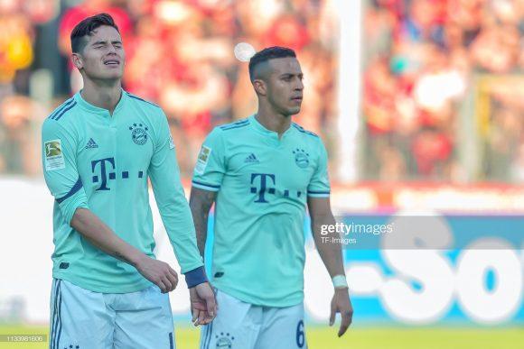Sob o comando de Niko Kovac, jogadores mais técnicos como James Rodríguez e Thiago Alcântara perderam espaço no time do Bayern.