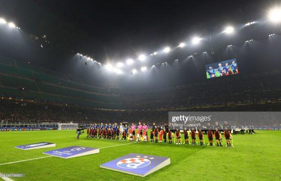 O San Siro está sendo a casa da Atalanta na Champions League, isso porque o estádio Atleti Azzurri d'Italia, casa da equipe, não está apto a receber os jogos da competição.