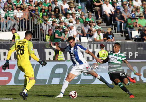 Por conta da paralisação referente as festas de fim de ano, o Porto voltará à campo somente no dia 05/01, quando receberá o Sporting, no estádio do Dragão, pela 15ª rodada da Primeira Liga.