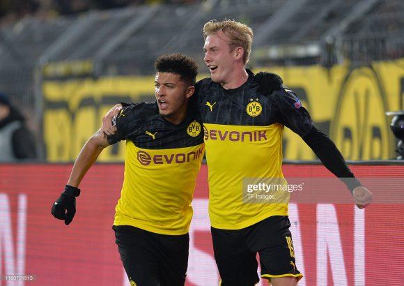 Apostar em jovens jogadores continua sendo a filosofia do Borussia Dortmund, Jadon Sancho e Julian Brandt exemplificam muito bem essa política do clube alemão em contratação de reforços.