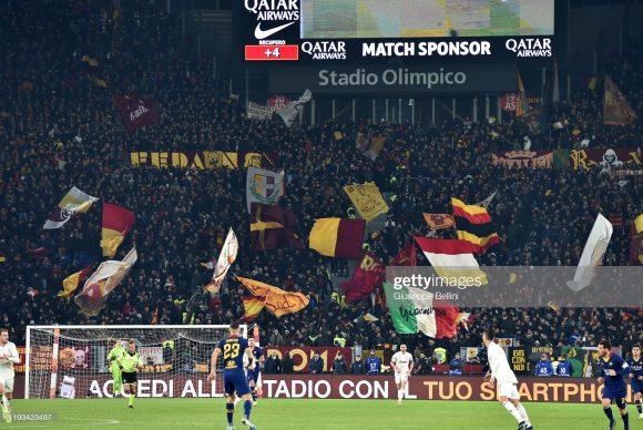 Dona da 4ª melhor campanha como mandante da Serie A, a Roma conquistou 5 vitórias até o momento atuando em seus domínios.