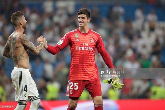 O Real Madrid é dono da melhor defesa da LaLiga, com apenas 13 gols sofridos em 21 partidas.