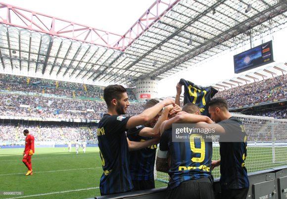 O Milan venceu apenas um dos últimos dez clássicos diante da Inter pelo Calcio.