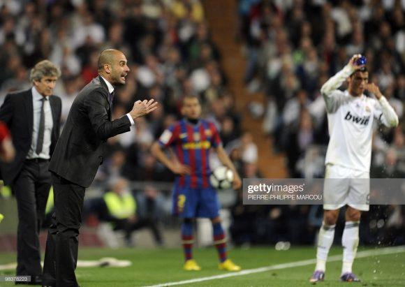 Como treinador, Pep Guardiola já enfrentou o Real Madrid em 17 oportunidades, das quais o técnico do Manchester City acumula nove vitórias mediante quatro triunfos do time madrilenho.