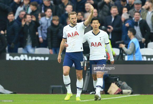 As ausências de Harry Kane e Son Heung-Min continuam prejudicando demais o Tottenham. Isso explica a enorme dificuldade encontrada pela equipe para balançar as redes sem a dupla em campo.