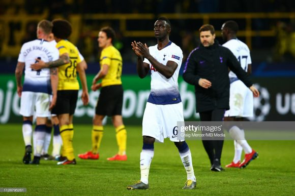 Finalista na edição passada da Champions League, o Tottenham eliminou um adversário alemão nas oitavas de final da competição (4 a 0, no placar agregado).