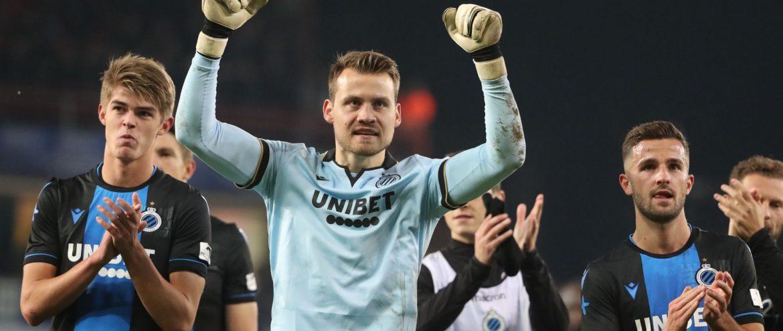 Club Brugge, campeão belga 2019/20