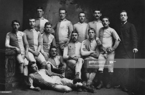 Membro-fundador da liga inglesa em 1888, o Blackburn é um dos primeiros clubes profissionais da Inglaterra - foi fundado há 144 anos.