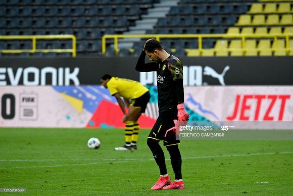 Nos três clássicos disputados frente o Bayern ao longo da temporada, o Borussia Dortmund colecionou uma vitória e duas derrotas.