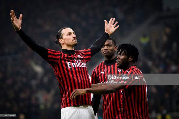 Os triunfos diante de SPAL (3 a 0) e Torino (4 a 2), garantiram ao Milan, a classificação às semifinais da Copa da Itália.