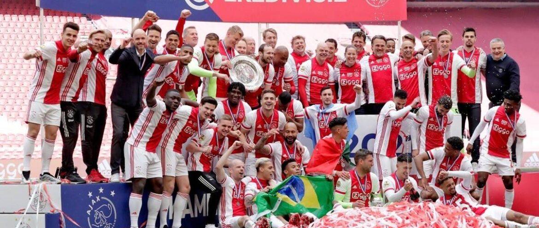 Campeões holandeses seguem colhendo os frutos do ótimo trabalho de Erik ten Hag