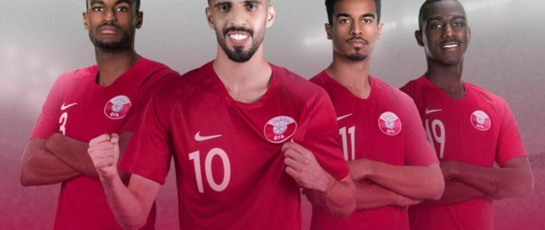 O Catar, de Félix Sánchez, espera surpreender na Copa do Mundo de 2022