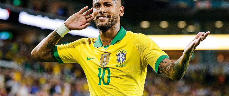A última Copa do Mundo de Neymar