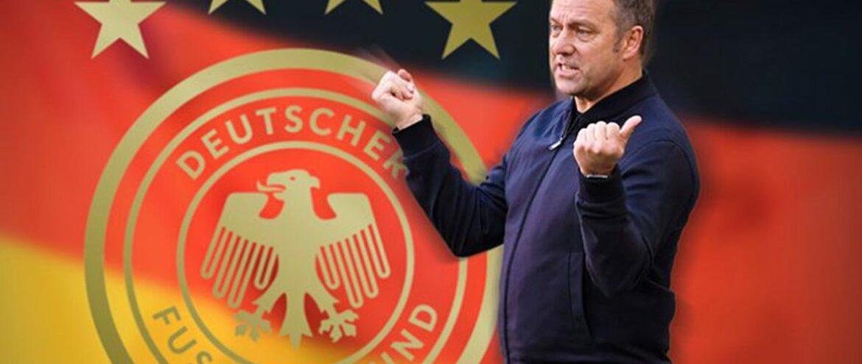 A evolução da Alemanha sob a batuta de Hansi Flick